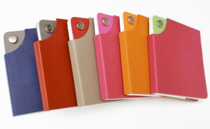 carnet bloc-notes en cuir