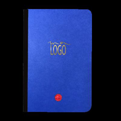 carnet personnalise bleu de france